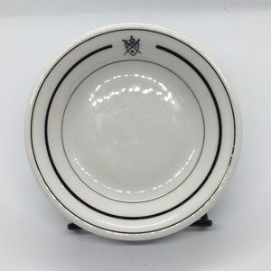 3/$20 SALE Fraternal Order Knights of Pythias Bowl